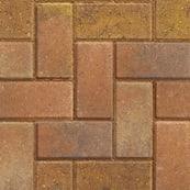 Standard Block Paving - Bracken