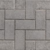 Standard Block Paving - Charcoal
