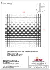 200X100 - Basket Weave - Pdf
