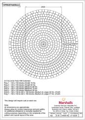 7 Ring - 2.6 Dia Circle Pack - Pdf
