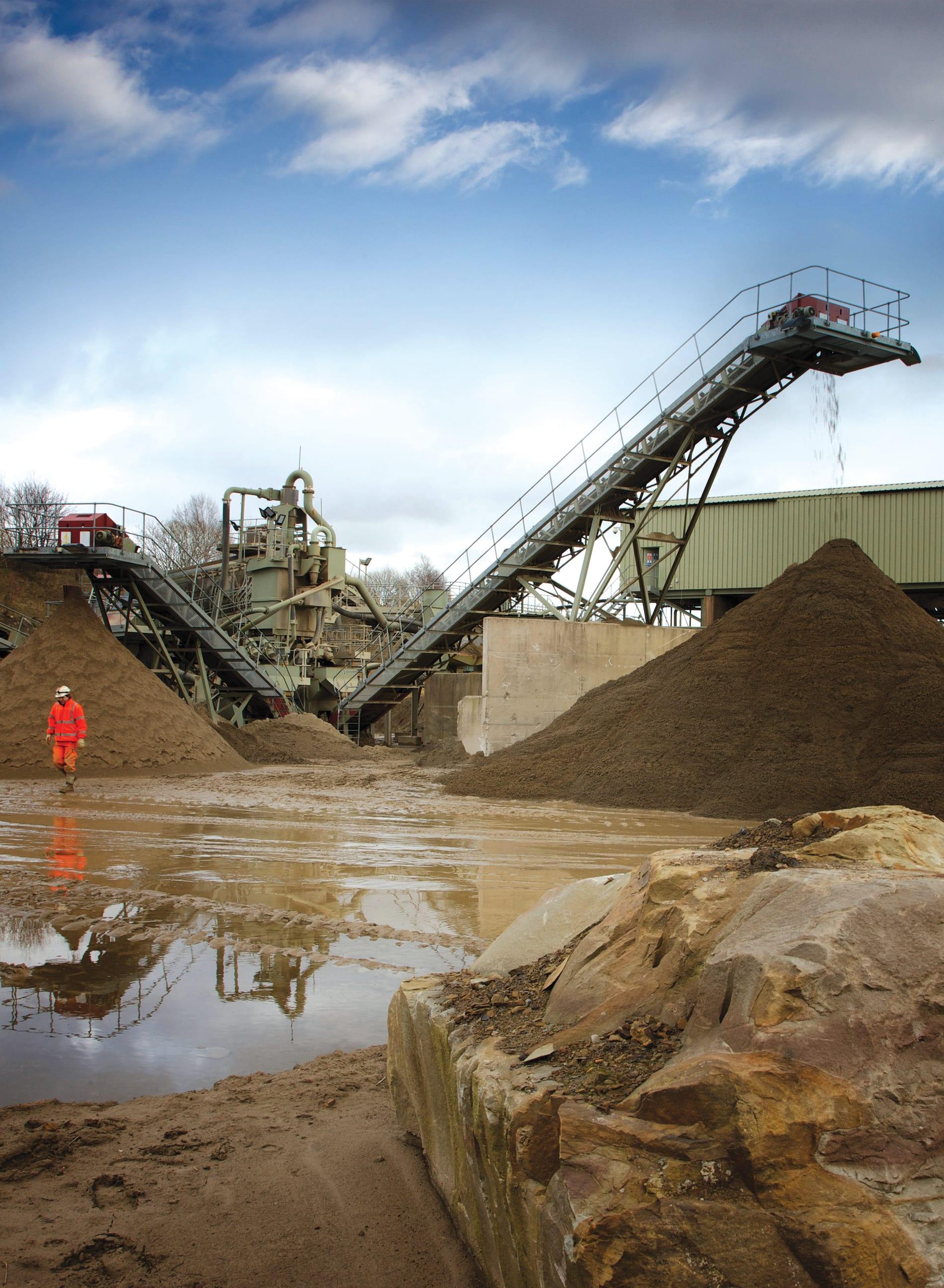 quarry image