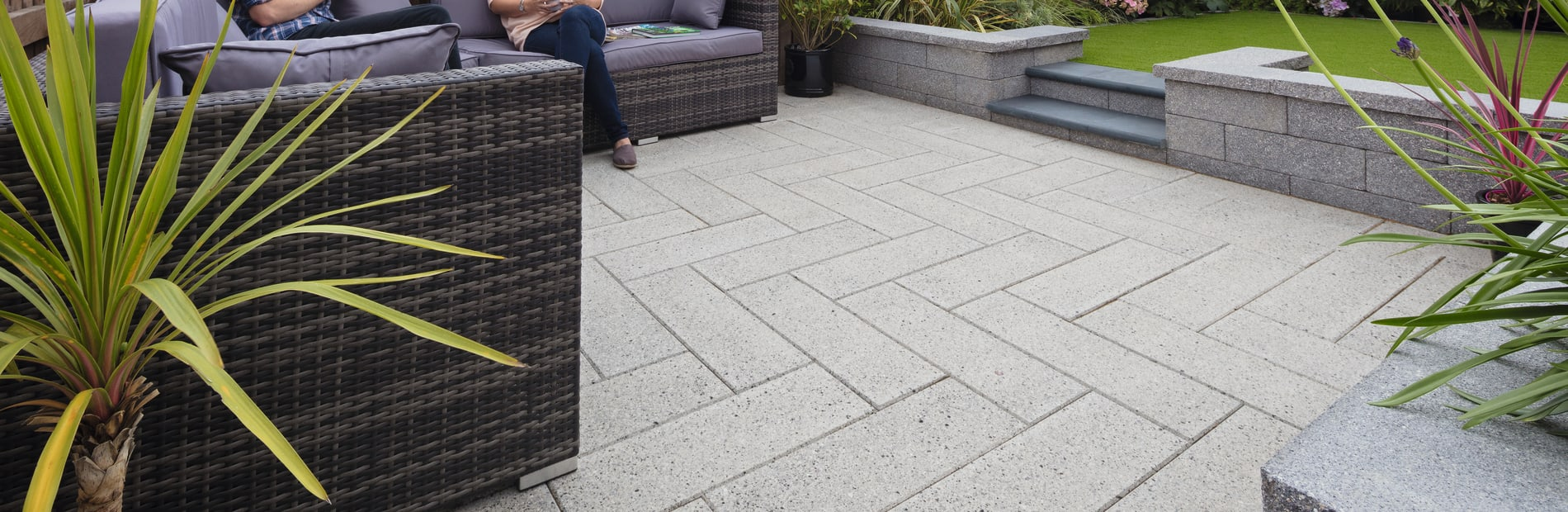 Argent® Smooth Paving hero image