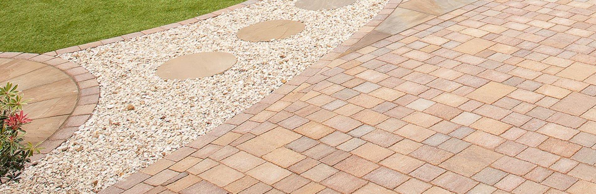 Standard Concrete Block Paving hero image