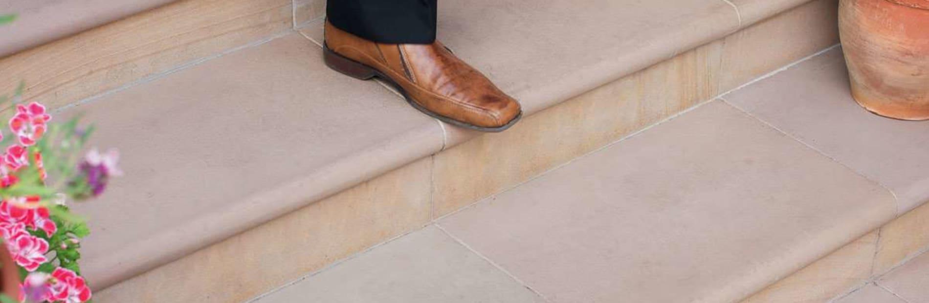 Fairstone Sawn Versuro® Steps hero image