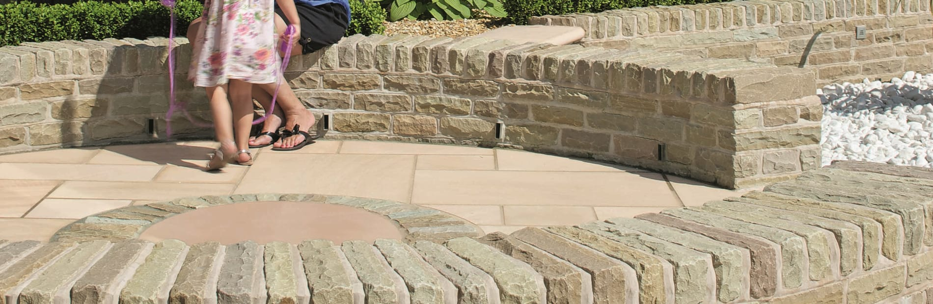 Fairstone Traditional Tumbled Walling hero image
