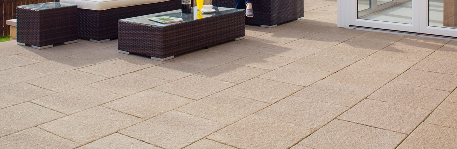 Organa Paving® hero image