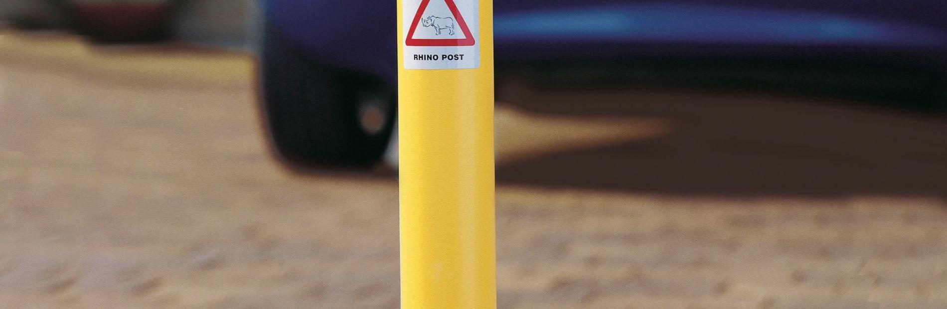 Driveway Security Post hero image