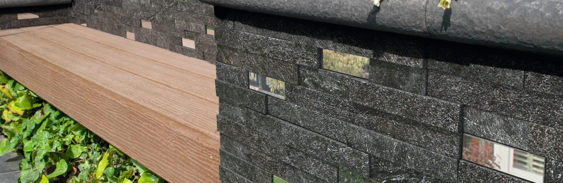 Stoneface® Drystack Veneer Walling hero image
