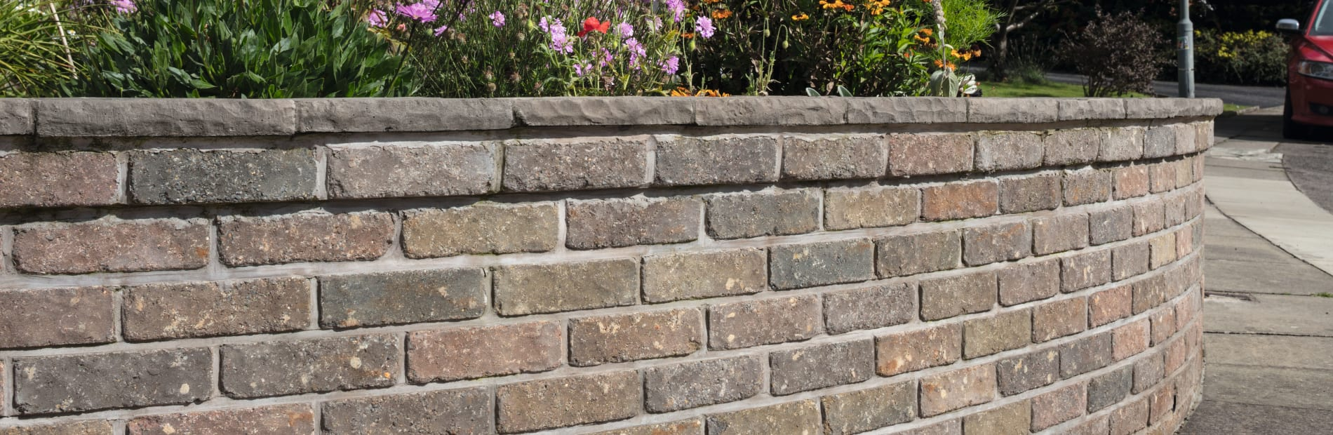 Tegula® Walling hero image
