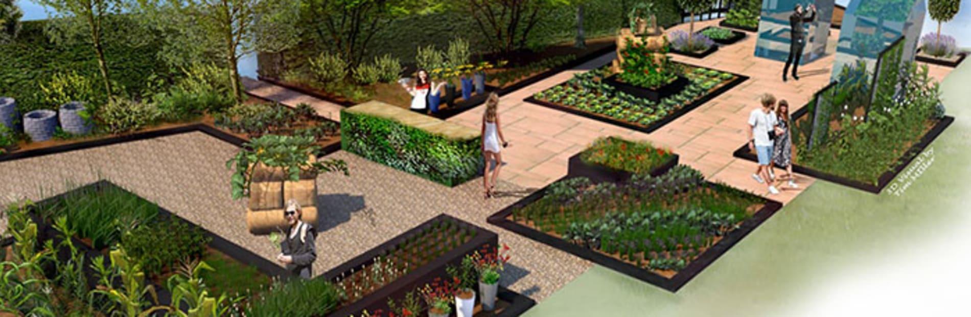 expert tips on creating an edible garden