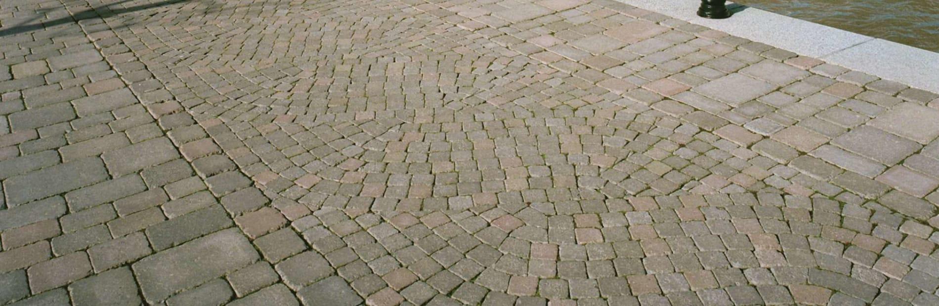 tegula cobbles traditional- bristol