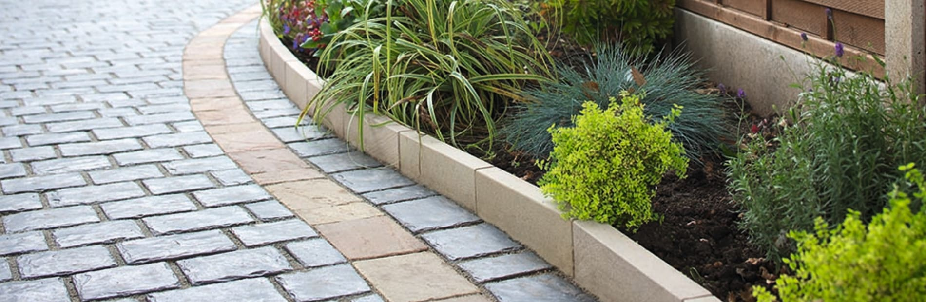 Garden border edging ideas | Marshalls