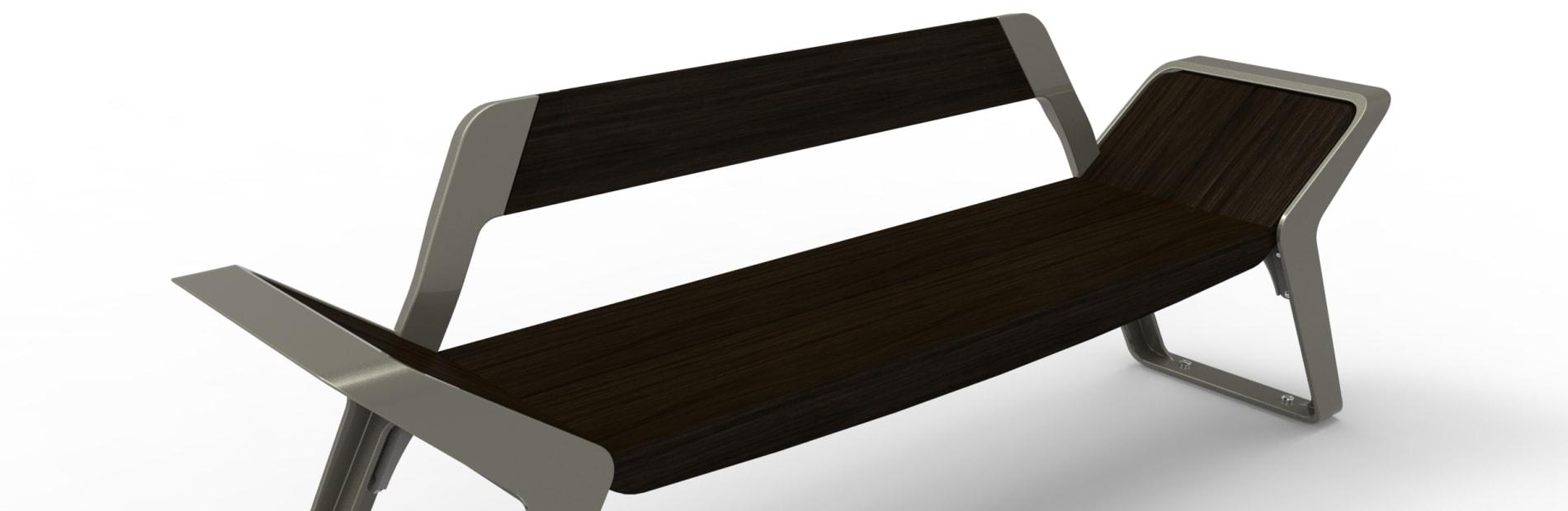 stratic seat - onyx and quartz