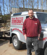 Grant Morrison Stonecraft & Landscaping