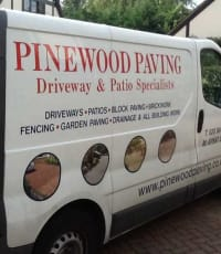 Pinewood Paving