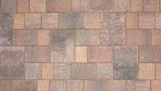 Marshalls Drivesett Tegula block paving.