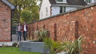 Old Mill® Brick Walling