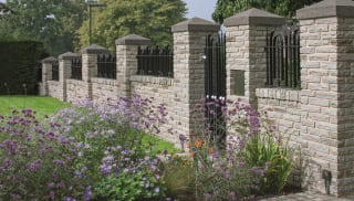 Fairstone Traditional Pitch Faced Walling