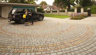 Fairstone Driveway Setts