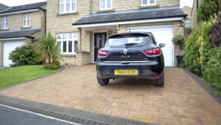 What are the rules for a new driveway?
