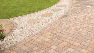 how to lay a driveway