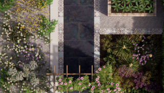 Inspiring modern garden ideas & designs to create a stylish garden