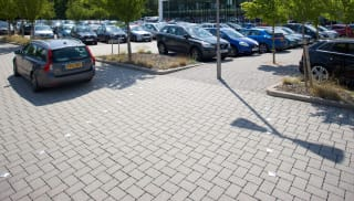 mistral priora paving from marshalls at dunelm business park