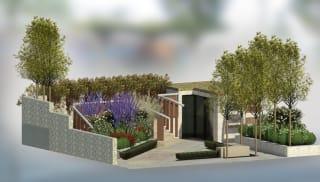 marshalls chelsea flower show garden