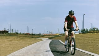 Cycling & the community – Changing up a gear.