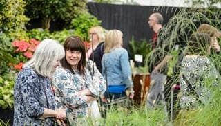 marshalls once again supports bbc gardeners' world live