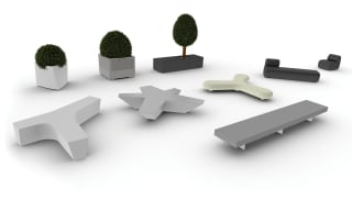 Escofet seating collection