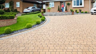 how to create an eco-friendly driveway