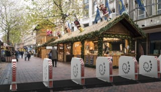 An alternative solution to Christmas market protection
