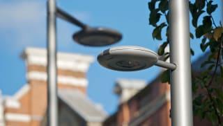 Geo Disc LED Luminaire