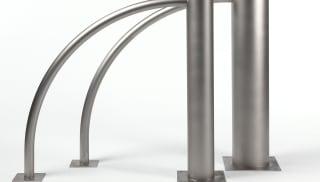 RhinoGuard™ Geo Protective Cycle Stand