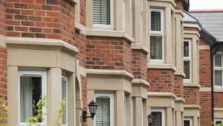 Cast Stone Window Surrounds