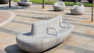Rhinoguard® 75/40 Igneo Protective Seat