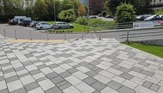 Conservation X Priora Paving