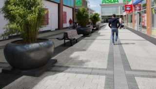 Modal Priora Permeable Paving