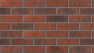 Malvern Burnt Mulberry Facing Bricks