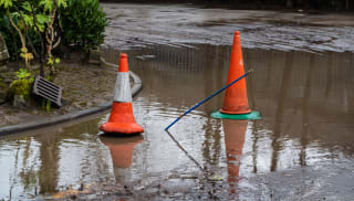 Flooding in the Calder Valley 2020