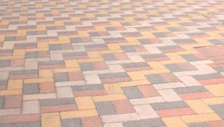 Keyblok Paving