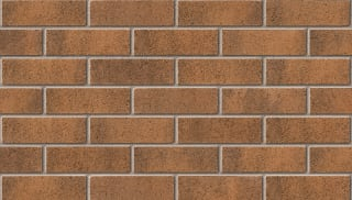 Matlock Russet Facing Bricks
