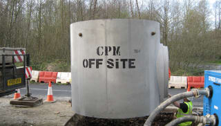 Preformed Manholes
