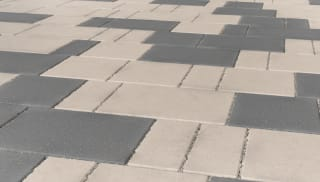 Priora Permeable Flag Paving