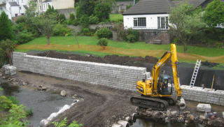 Redi-Rock™ Flood Protection