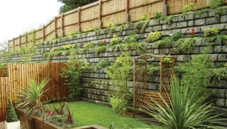 Redi-Rock™ Landscaping Walls