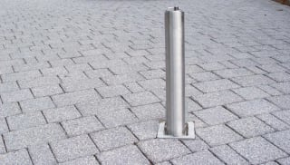 RT RD4 SS Telescopic Bollard
