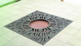 Sineu Graff Roots Square Tree Grille