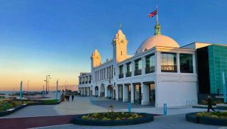 Spanish City at Whitley Bay